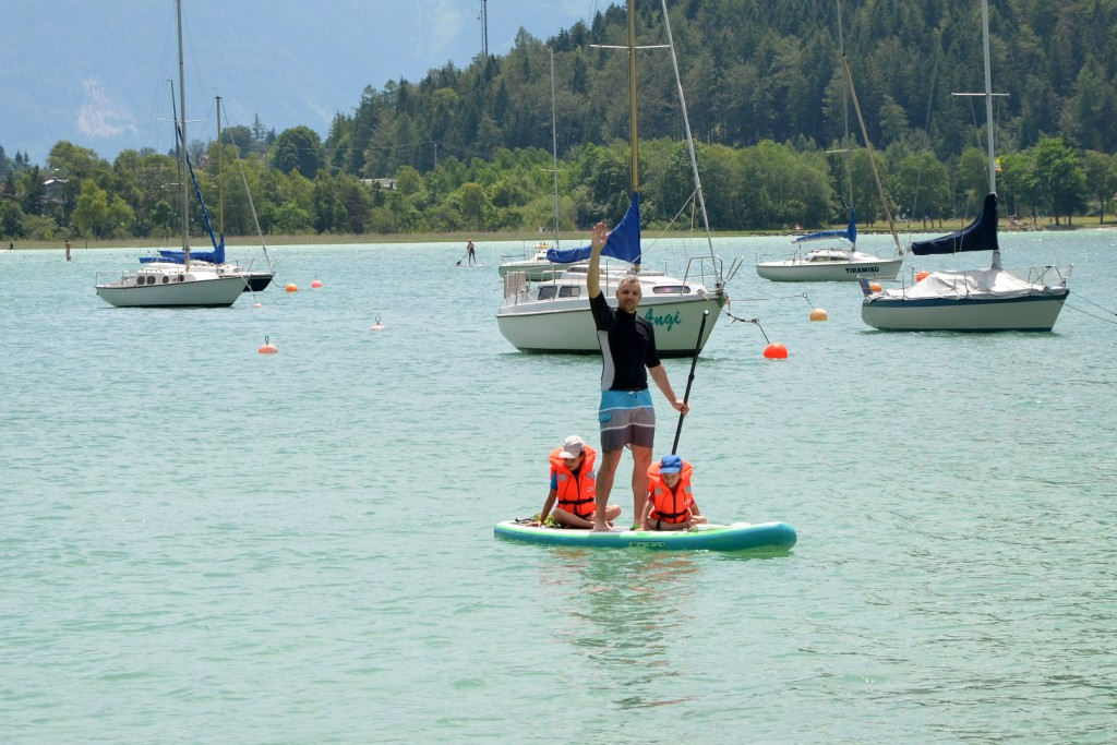 Achensee_paddleboard_with_kids