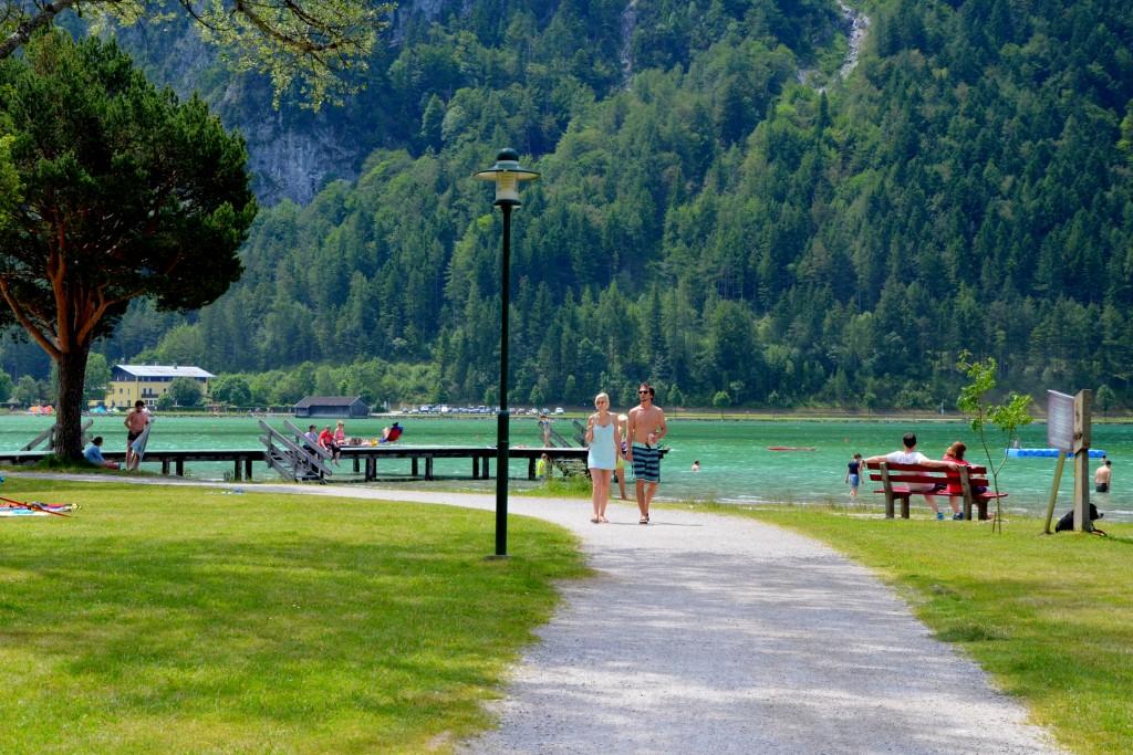 Achensee_romantic_lake