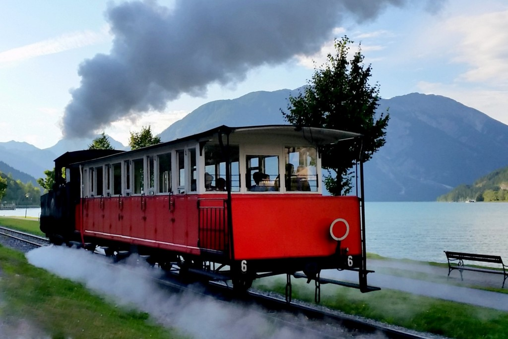 Achensee_train