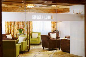 Tyrolerhof Smoker Lounge © Tyrolerhof foto
