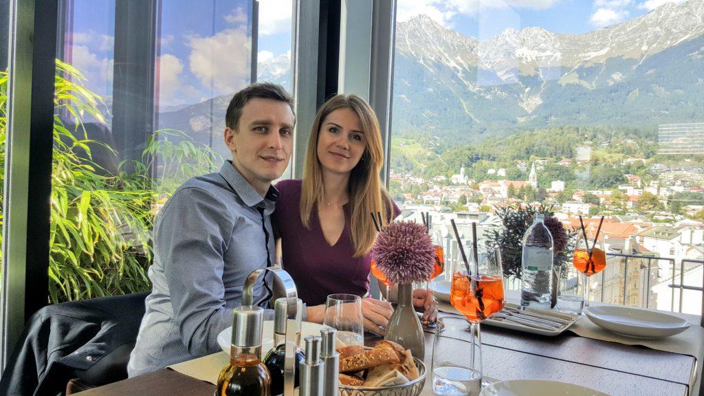 Restaurant in Innsbruck © ALPLUX foto