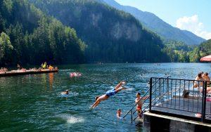 Mountain lake in Oetztal © ALPLUX foto