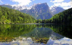 Piburgersee is very beautiful lake © ALPLUX foto