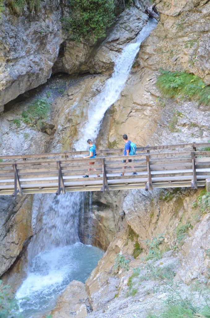Rosengarten gorge in Imst © ALPLUX foto