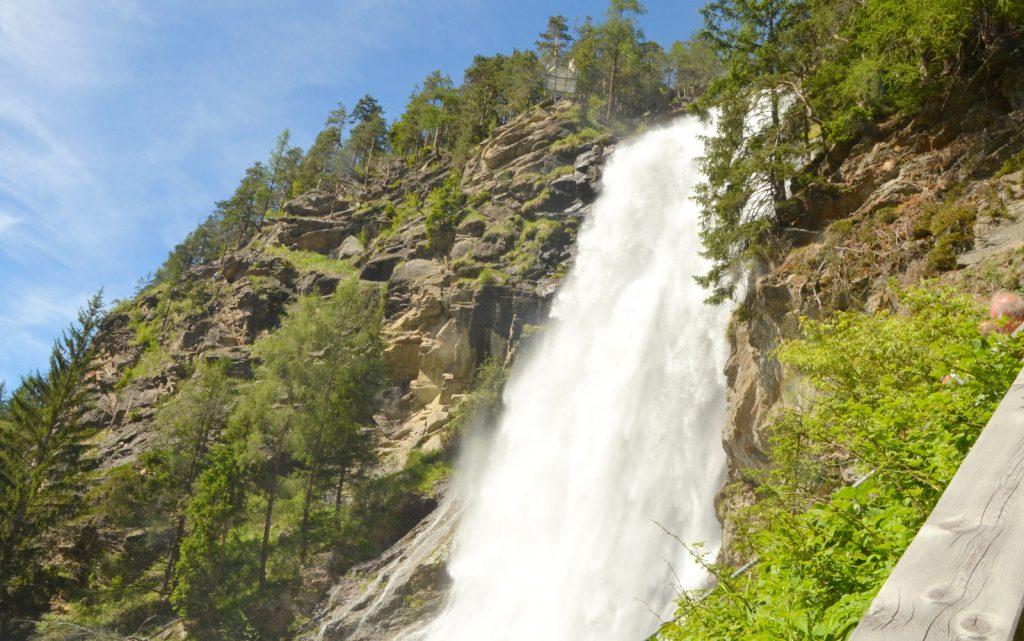 Waterfall Stuibenfall © ALPLUX foto