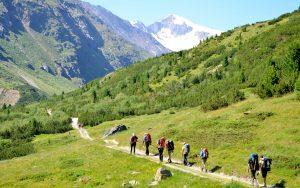 Summer hiking in Vent © ALPLUX foto