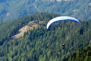 Paragliding in Oetztal © ALPLUX foto