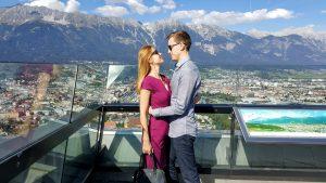 Bergisel Ski Jump Tower in Innsbruck © ALPLUX foto